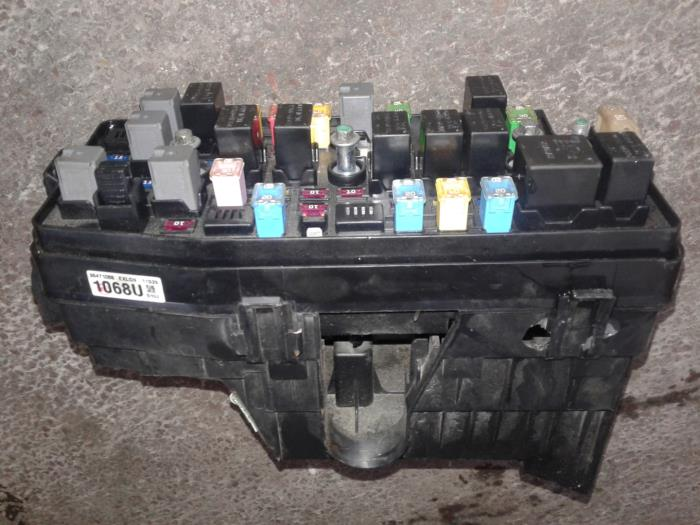 Used Chevrolet Captiva Fuse Box - 95471068