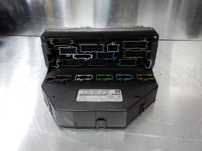 Fuse Box Mercedes W204 : Used mercedes c w cdi v fuse box