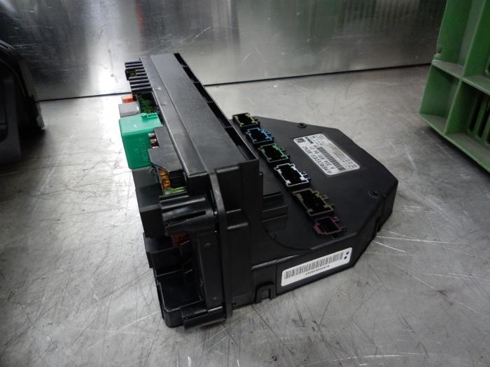 Mercede C250 Fuse Box