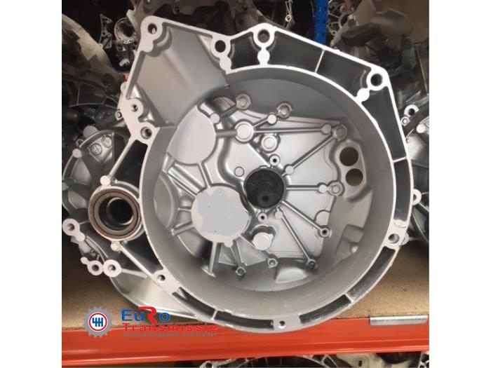 Boîte de vitesse d'un Ford Focus III 1.5 TDCi ECOnetic 2015