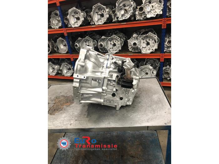 Gearbox from a Toyota Corolla Verso (R10/11) 2.2 D-4D 16V Cat Clean Power 2006