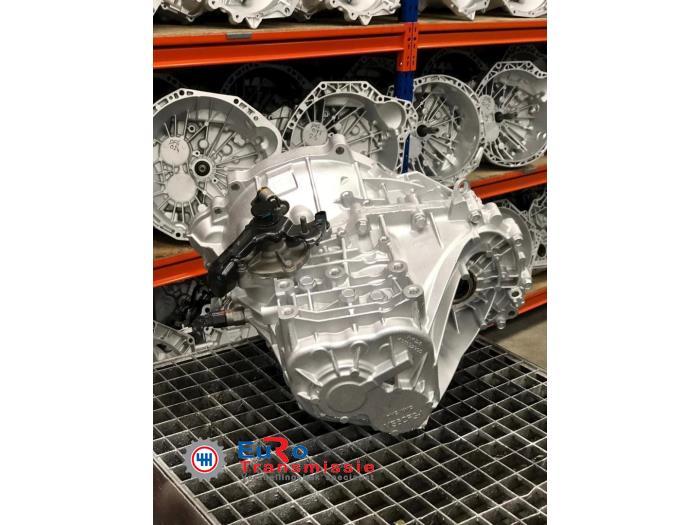 Getriebe van een Kia Sportage (SL) 1.7 CRDi 16V 4x2 2015