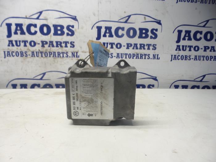 used skoda octavia airbag module 1k09096056k jacobs auto parts. Black Bedroom Furniture Sets. Home Design Ideas