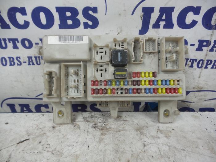 used ford c max fuse box 3m5t14014 jacobs auto parts. Black Bedroom Furniture Sets. Home Design Ideas