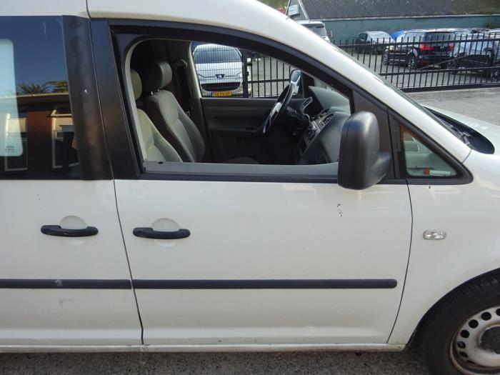 Puerta 2 puertas derecha de un Volkswagen Caddy III (2KA,2KH,2CA,2CH) 2.0 SDI 2005