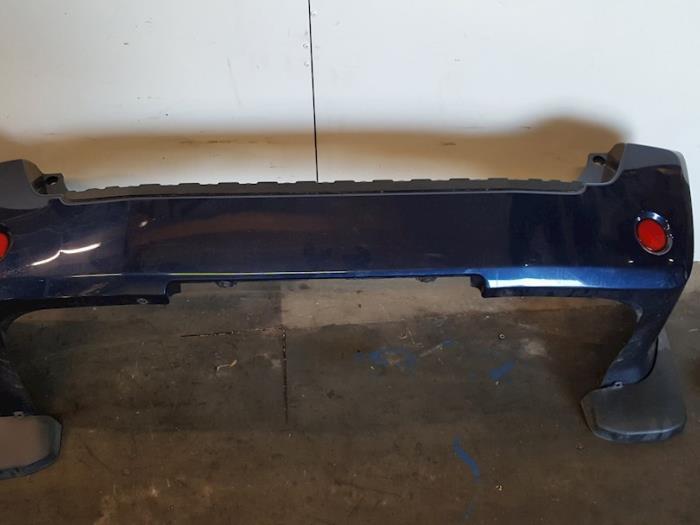 gebrauchte nissan pathfinder (r51) 2.5 dci 16v 4x4 stoßstange hinten