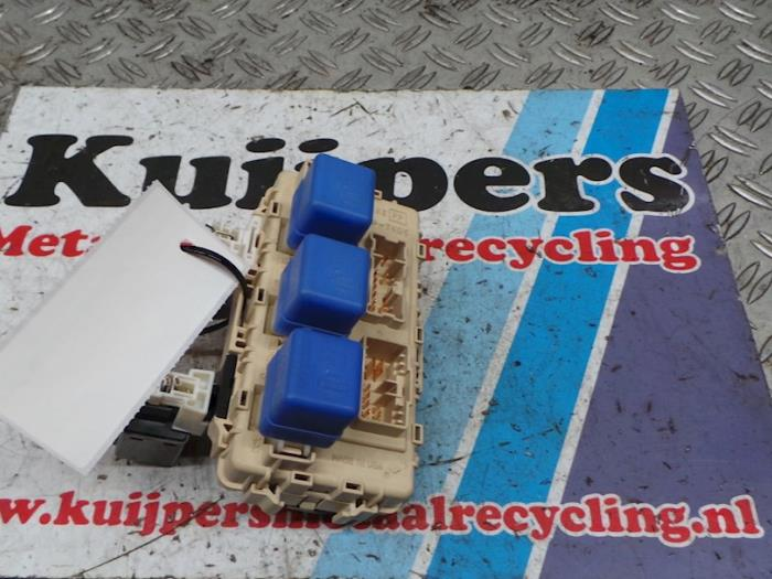 Used Nissan X-Trail Fuse box - Autorecycling Kuijpers ... on