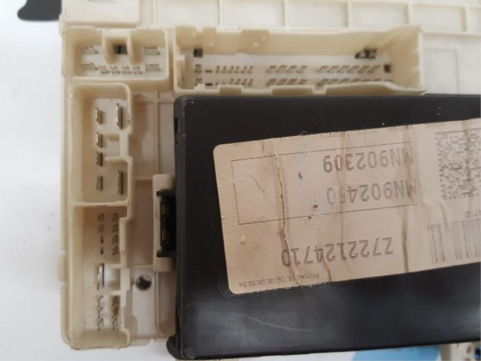 used smart forfour fuse box a4545400424 autorecycling kuijpers 2005 Mustang Fuse Box Location