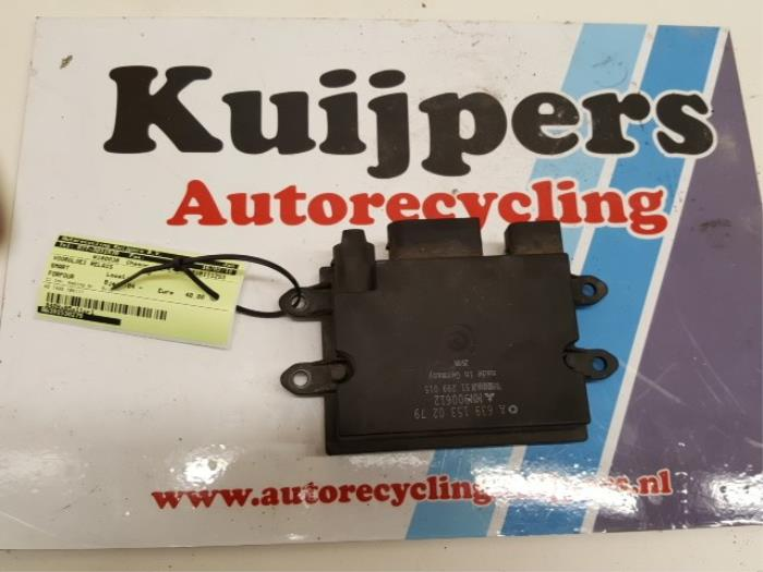 Used Smart Forfour Glow plug relay - A6391530279 - Autorecycling