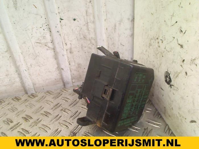 fuse box from a hyundai atos (used)