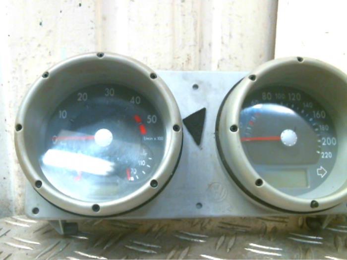 Used Volkswagen Polo Instrument panel - 1036025070 - Autosloperij