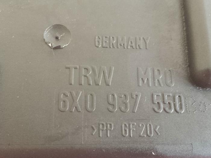 Used volkswagen polo n v fuse box