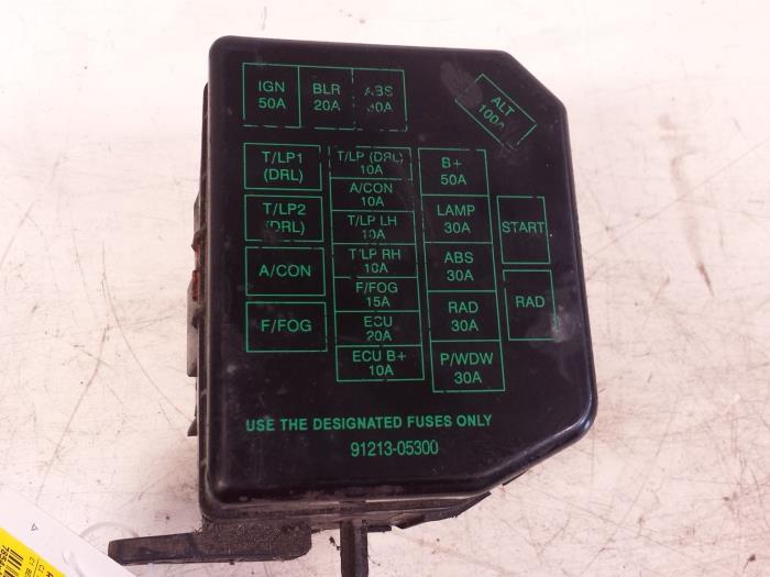 Used Hyundai Atos 1.1 12V Fuse box - Autodemontagebedrijf Smit |  ProxyParts.comProxyParts.com