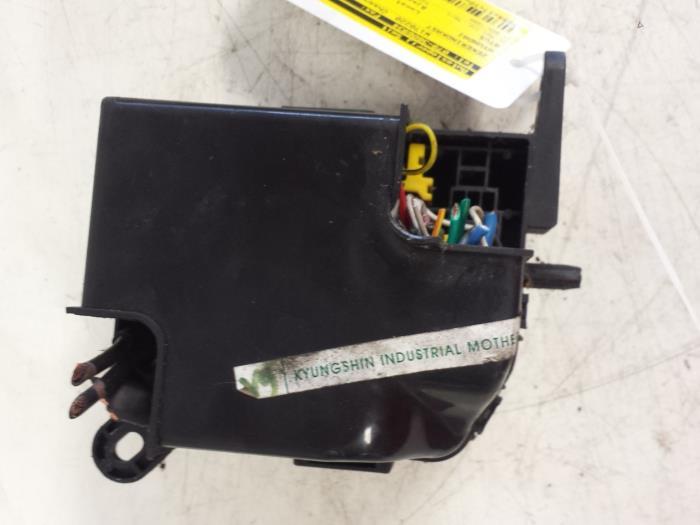 fuse box from a hyundai atos 2004