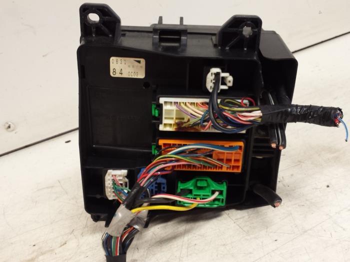 Used Mazda 323F Fuse box - Autosloperij Smit   ProxyParts.com on