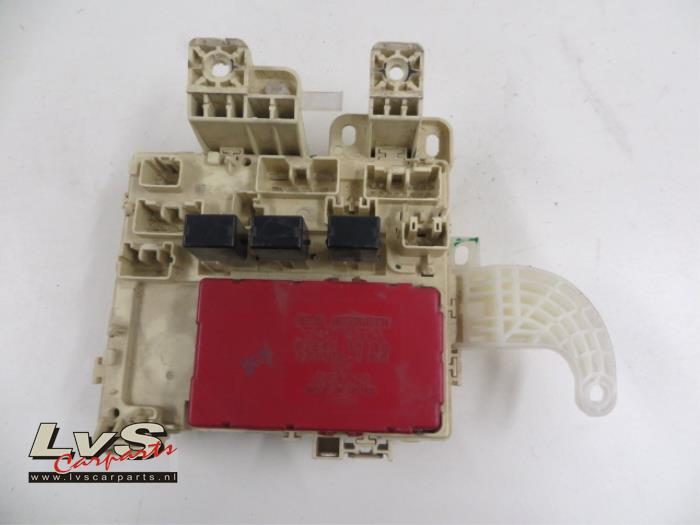 fuse box from a toyota camry (used)