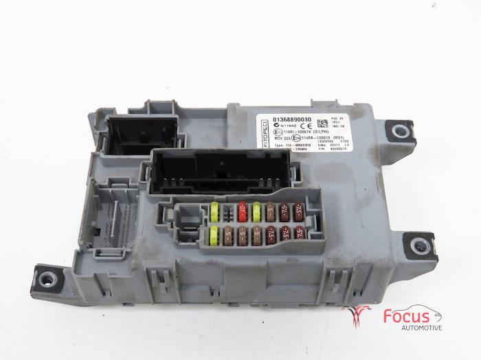 [DHAV_9290]  Used Renault Kangoo/Grand Kangoo (KW) 1.5 dCi 90 FAP Fuse box - 116RI000674  - Focus Automotive | ProxyParts.com | Kw Fuse Box |  | ProxyParts.com