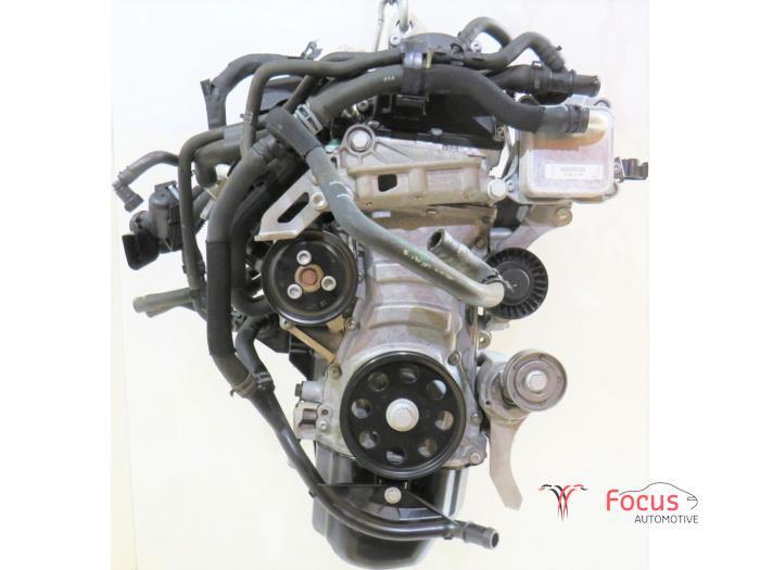Used Skoda Fabia Ii 5j 1 2 Tsi Engine Cbzj12400 Cbza