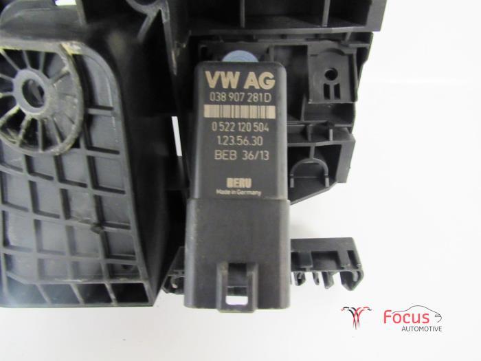 Audi A3 Glow Plug Relay