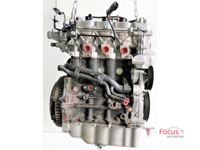 Used Hyundai i10 (F5) 1 1 CRDi VGT 12V Engine - 0445010124