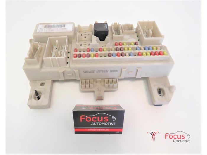 Used Ford Focus C-max 1 8 Tdci 16v Fuse Box
