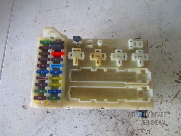 fuse box 1996 ford mondeo petrol used ford mondeo iii wagon 2 0 tdci 130 16v fuse box  ford mondeo iii wagon 2 0 tdci 130 16v
