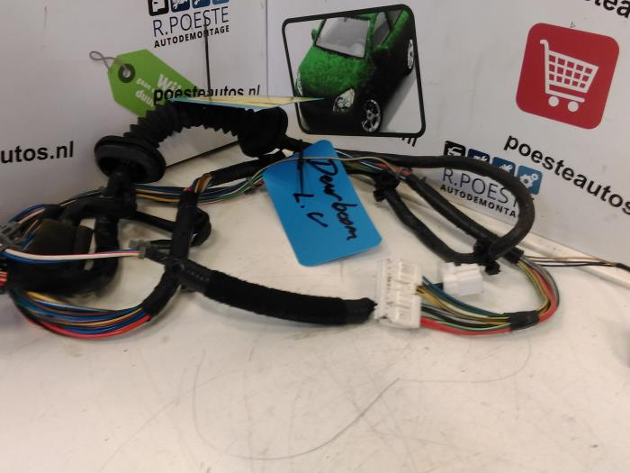 Used Nissan Almera Tino (V10M) 1.8 16V Wiring harness ... on