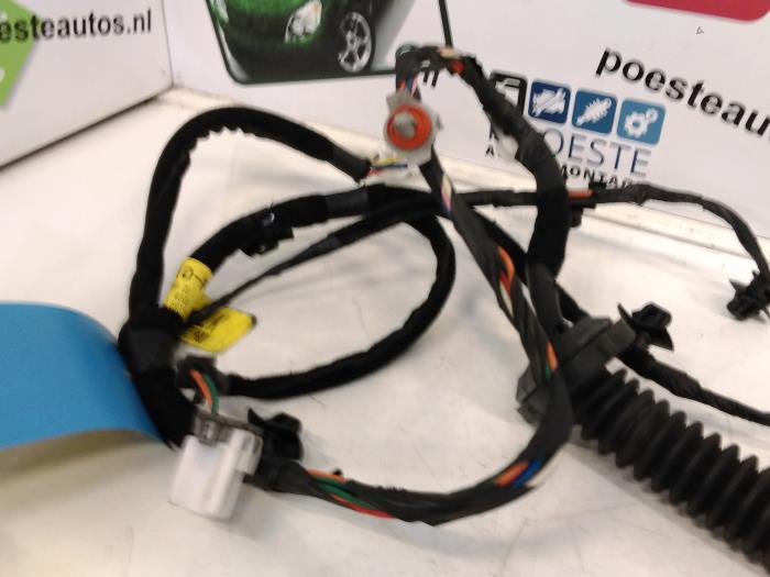 Used kia picanto ba v wiring harness o