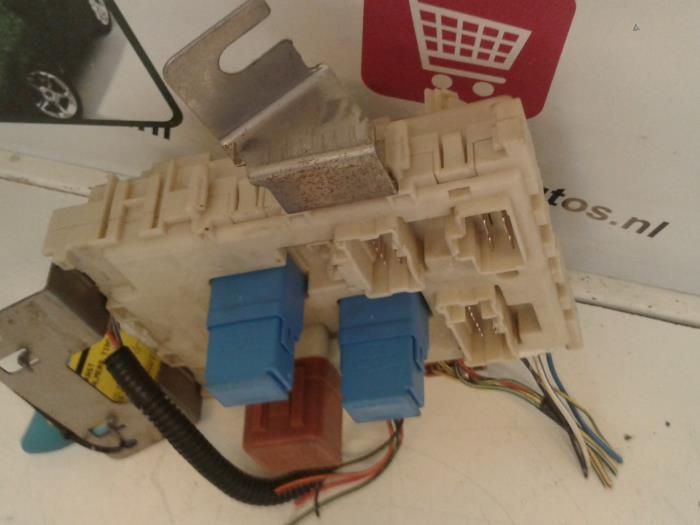 Fuse Box In Nissan Almera : Used nissan almera tino v m fuse box