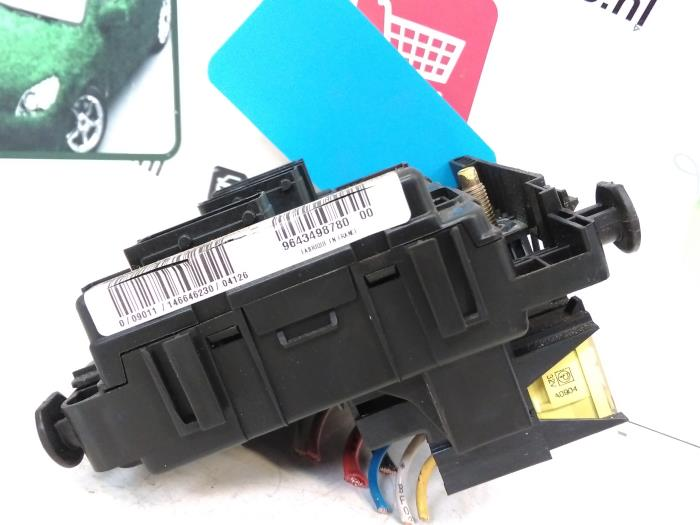 Peugeot 206 Forum Fuse Box Help : Used peugeot sw e k hdi fuse box