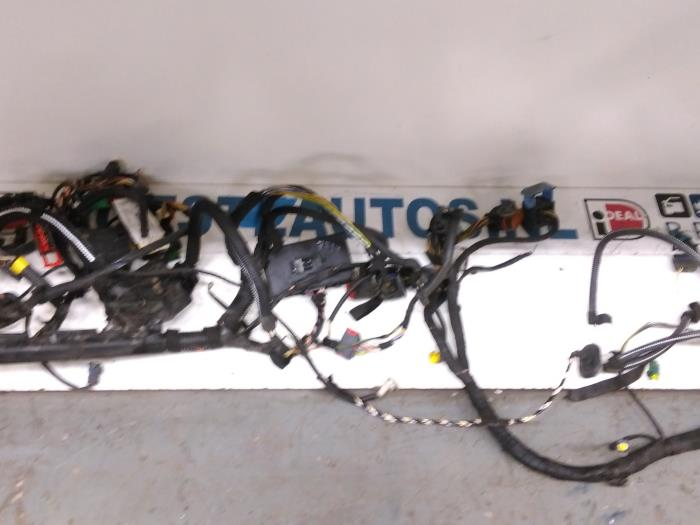 wiring harness from a citroen c3 (used)