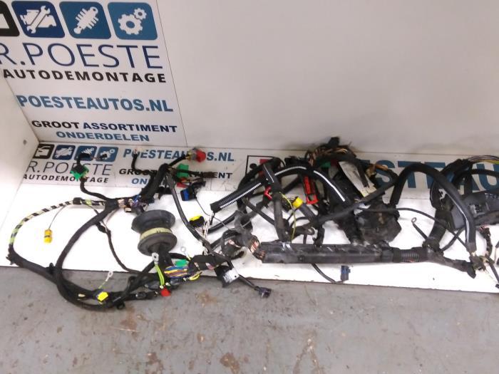 used citroen c3 (fc fl ft) 1 4 hdi wiring harness 4 pin wiring harness citroen wiring harness #13