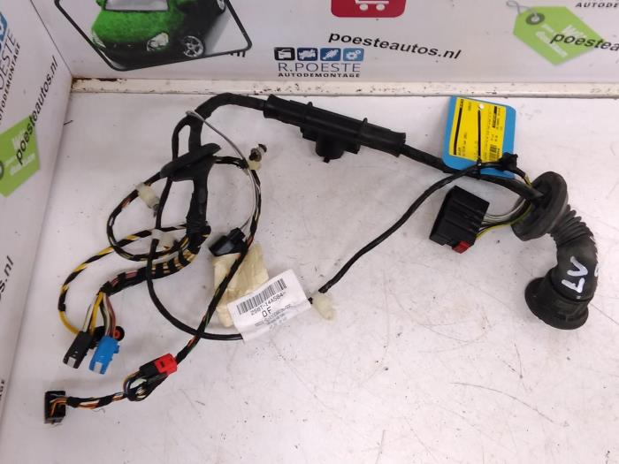 wiring harness from a ford fusion 1 4 16v 2003