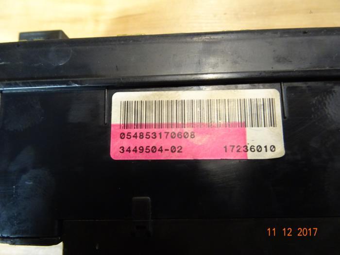 used mini mini clubman (r55) 1 6 cooper d fuse box 3449504  mini cooper d fuse box #11