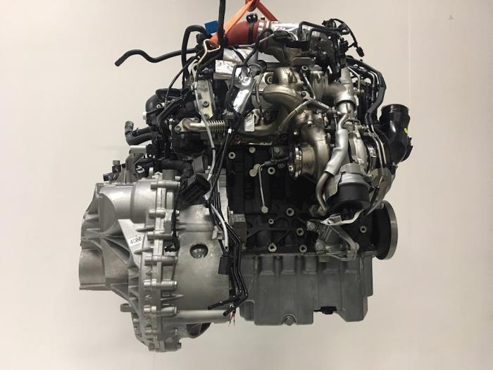 New Volkswagen Crafter (SY) 2 0 TDI Engine - 18509700015 DAV
