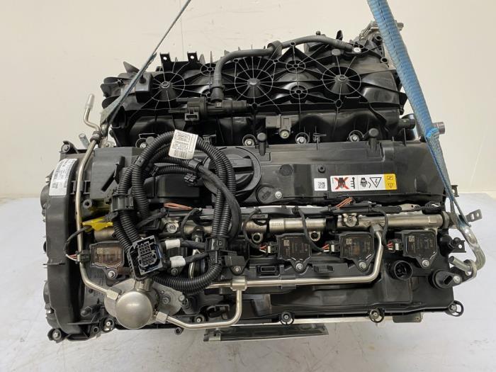 Moteur d'un BMW X5 (G05) xDrive 40i 3.0 24V 2021