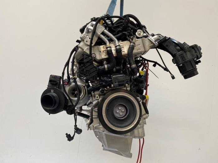 Moteur d'un BMW X3 (G01) xDrive 30d 3.0 TwinPower Turbo 24V 2019