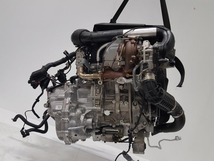 Usagé Mini Mini 5 Drs F55 15 12v Cooper D Moteur B37c15a