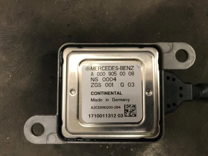 New Mercedes Sprinter 3 5t (906 73) 313 CDI 16V Nox sensor