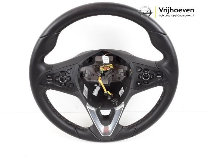 Steering wheel from a Opel Astra K 1.6 CDTI 110 16V 2016