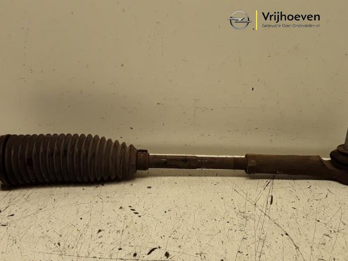 Tie rod, left from a Opel Astra J (PC6/PD6/PE6/PF6) 1.4 Turbo 16V 2012
