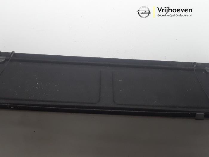 Pólka tylna z Opel Agila (A) 1.2 16V Twin Port 2005