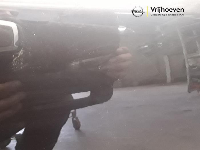 Rear door 4-door, right from a Opel Astra J Sports Tourer (PD8/PE8/PF8) 2.0 CDTI 16V 160 2014