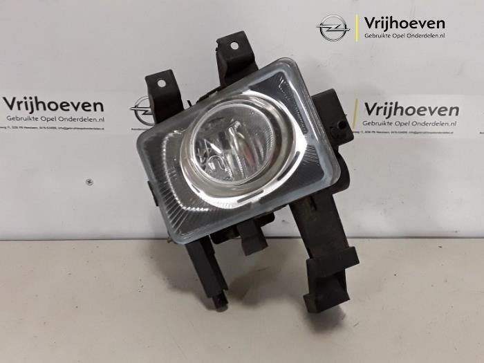 Feu antibrouillard avant droit d'un Opel Astra H (L48) 1.4 16V Twinport 2007