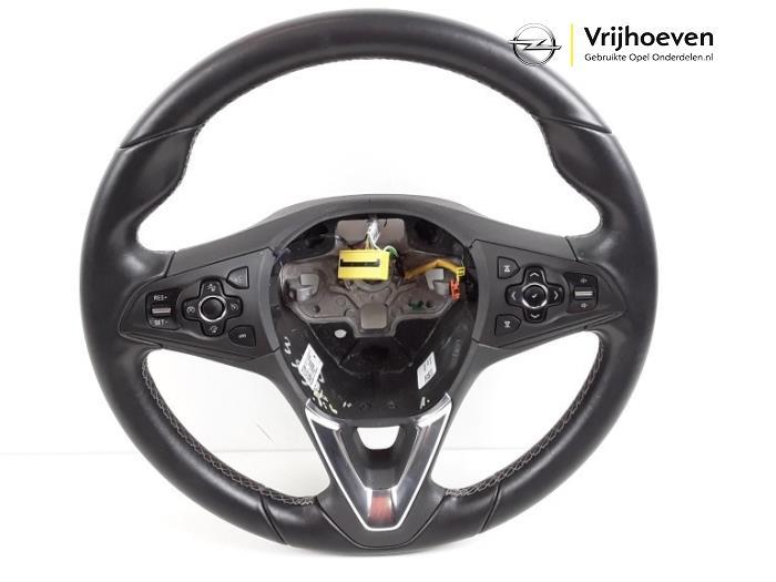 Steering wheel from a Opel Astra K 1.0 Turbo 12V 2016