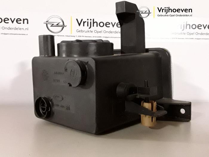 Feu antibrouillard avant droit d'un Opel Astra G (F08/48) 1.6 16V 2002