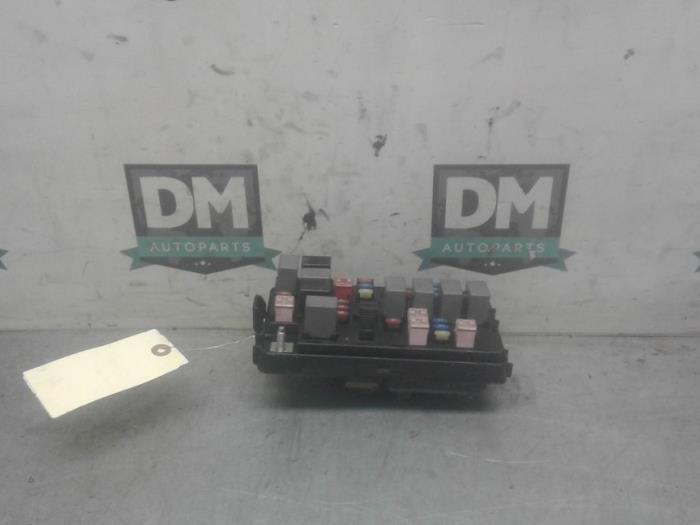 Used Chevrolet Matiz  Spark 1 0 Fuse Box - Geenmr