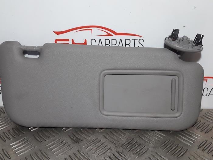 Used Toyota Yaris Sun visor - SH Carparts  a9209aa78d7