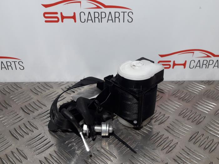 Ceinture de sécurité arrière gauche d un Suzuki Santana Alto (GF) 1.0 ... f4a1a325e29