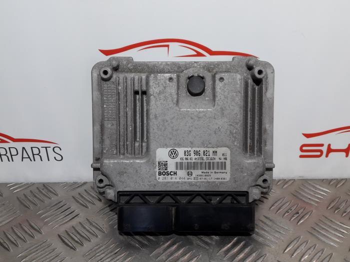 Used Volkswagen Touran 1t1 T2 1 9 Tdi 105 Euro 3 Engine Management